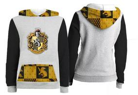 Moletom Lufa Lufa Harry Potter Com Capuz Blusa De Frio