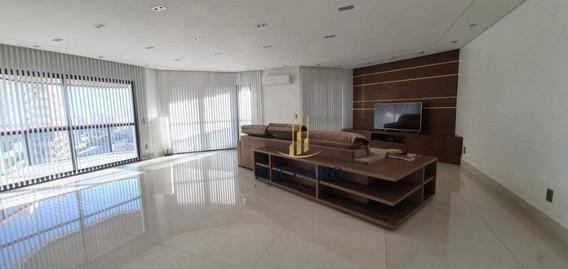 Apartamento Com 3 Dormitórios À Venda, 248 M² Por R$ 1.350.000 - Camargos - Guarulhos/sp - Ap14215