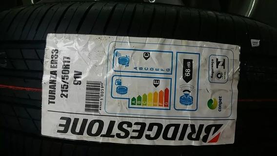 Pneu 215/50 R17 Bridgestone Turanza Er33 Civic Novo