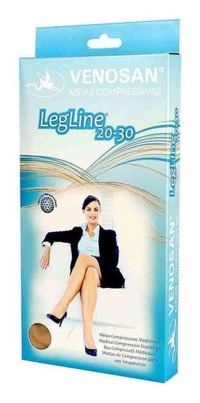 Meia Calça Gestante Média Compressão 20-30 Legline Venosan