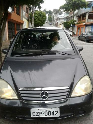 Imagem 1 de 15 de Mercedes-benz Classe A 1999 1.6 Elegance 5p