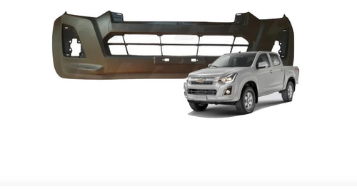 Parachoque Delantero Chevrolet D-max 2018 Al 2020 / Zofree