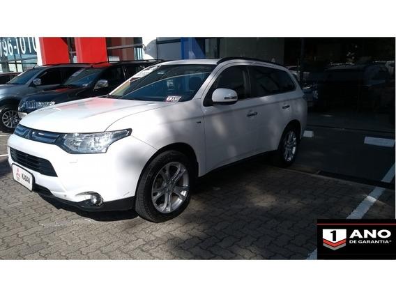 Outlander 3.0 Gt 4x4 V6 24v Gasolina 4p Automático 112000km