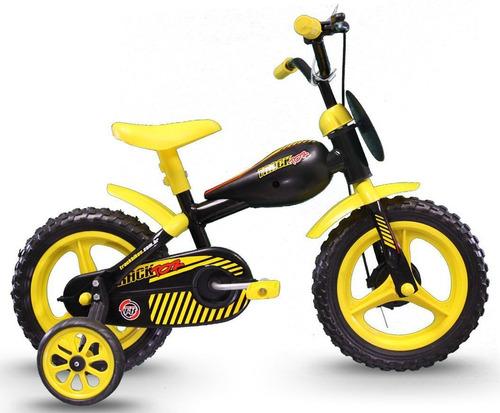 Bicicleta Track Tracktor Infantil Aro 12