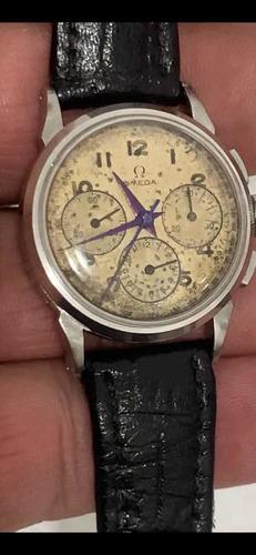 Relógio Ômega Chronografo  Calibre 321- Aço Inoxidável