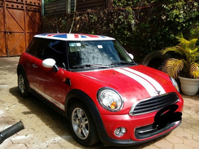 Mini Cooper 1.6 Chili 6vel Aa Tela/piel Qc Mt 2012