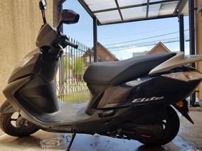 Honda New Elite 125 2017