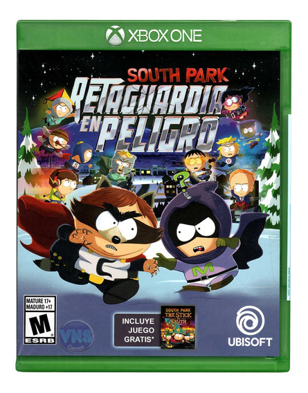 South Park The Fractured But Whole - Xbox One - Lacrado