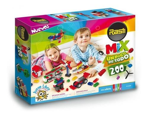 Rasti Mix 200 01-1058
