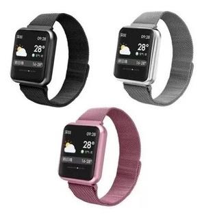 Relógio Smartwatch P70 Sport Bracelet Duas Pulseiras