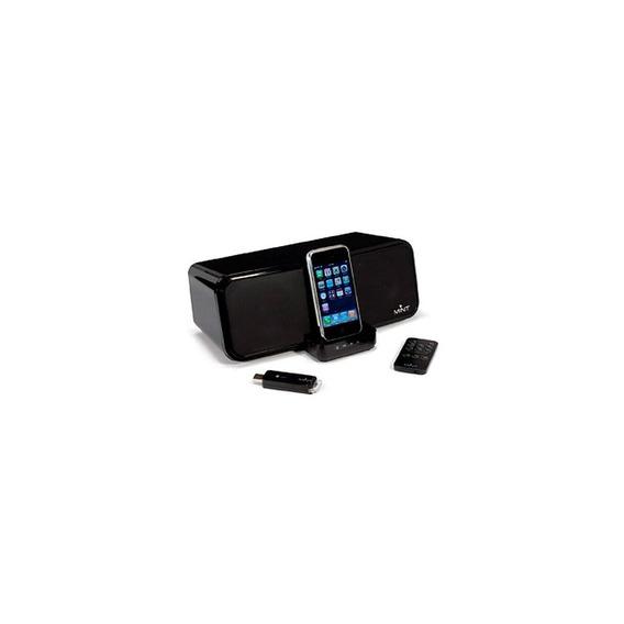 Caixa De Som Wireless P/ iPod E Pc Mint 220