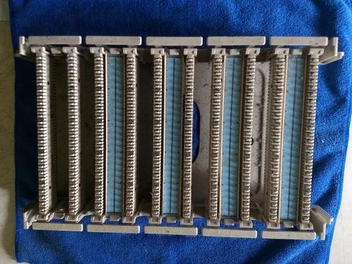 Imagen 1 de 2 de Regleta Telefonica 250 Pares Usada