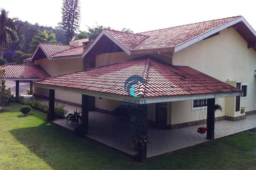 Imagem 1 de 24 de Chácara Com 4 Dormitórios À Venda, 15000 M² - Jardim Torrão De Ouro - São José Dos Campos/sp - Ch0002