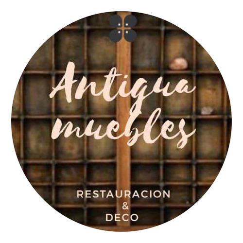 Imagen 1 de 9 de Antigua Muebles - Restauracion - Servicio Integral