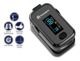 Oximetro De Pulso Portatil De Dedo Ox520 Incoterm