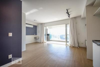 Studio No 9º Andar Com 1 Dormitório E 1 Garagem - Id: 892929703 - 229703