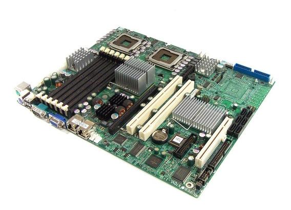 Placa Mãe Supermicro X7dvl-i Dual Xeon E5410 2.33ghz 4gb Ecc