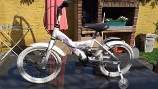 Bicicleta Peretti Rodado 16 Para Nena