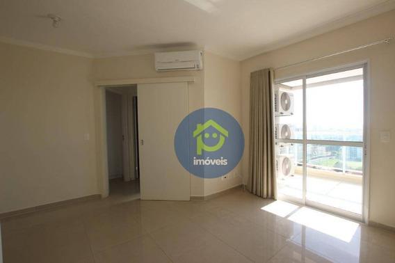 Apartamento Com 2 Dormitórios À Locação/venda, Bairro Higienópolis, Ed. Eco Parc I, 52 M² Por R$ 1300/260.000 - São José Do Rio Preto/sp - Ap7467