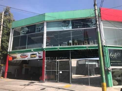 Local Comercial En Renta, Naucalpan De Juárez, Estado De México