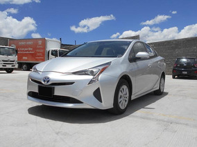 Toyota Prius Base 2016 Plata