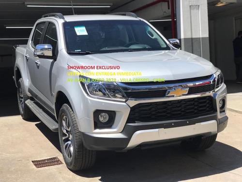 Chevrolet S10 Ltz Nueva Linea 2021 - Fym