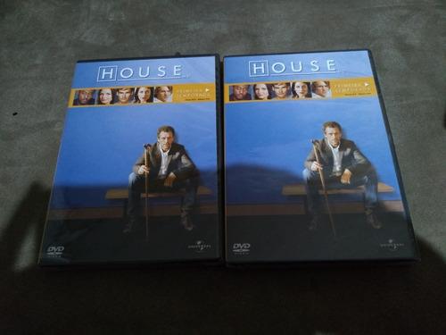 Dvd House - 1 ª Primeira Temporada - Sem Luva