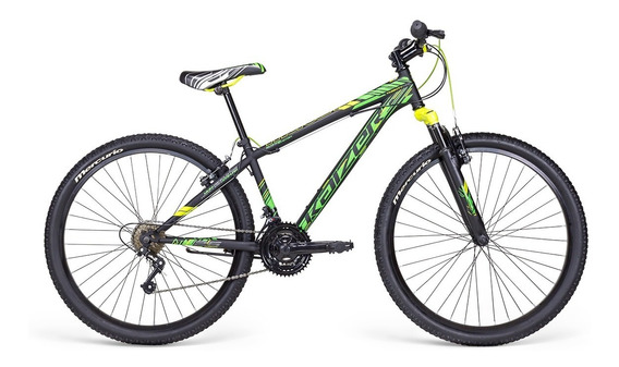 Bicicleta Mercurio Kaizer Mtb Rodada 26