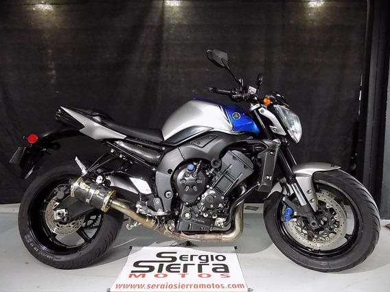 Yamaha Fz1n Azul Gris 2010