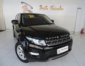 Land Rover Range Rover Evoque 2.0 Pure Tech 4wd 16v 2012