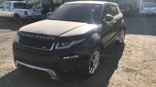 Sucata Range Rover Evoque Se Dynamic 2015