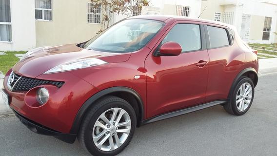 Nissan Juke 2014 Exclusive Cvt