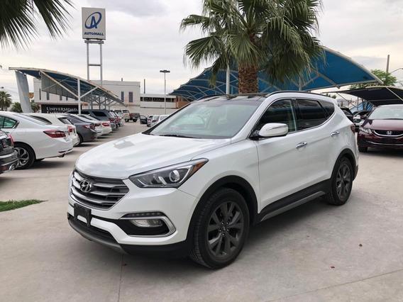 Hyundai Santa Fe 2018 2.0 Sport L At