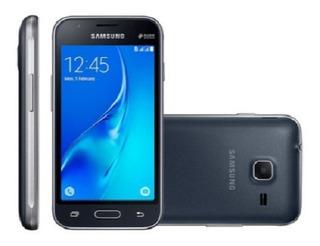 Smartphone Samsung Galaxy J1 J105 Mini Preto Dual Chip 8gb 5