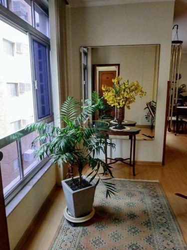 Apartamento Com 3 Dorms, Gonzaga, Santos - R$ 750 Mil, Cod: 64152822 - V64152822