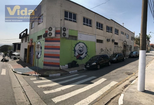 Imagem 1 de 15 de Locação De Salão Comercial Em Jardim Das Flores  -  Osasco - 41931