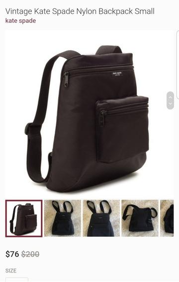 Mochila Backpack Kate Spade Original