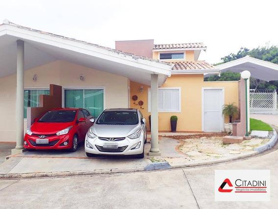 Res. Pérola, Jd. Pagliato - Casa Térrea À Venda - Ca1605. - Ca1605