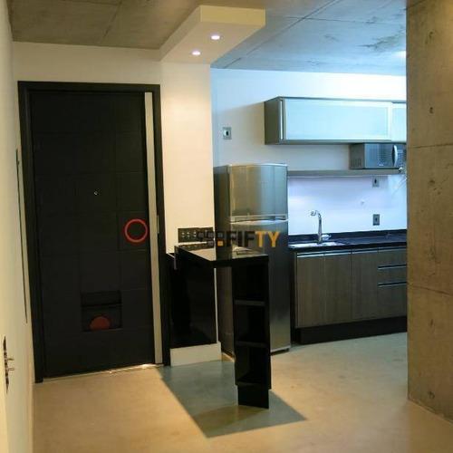 Apartamento Com 2 Dormitórios À Venda, 70 M² Por R$ 950.000,00 - Chácara Santo Antônio - São Paulo/sp - Ap42217