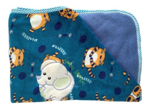 Imagen 1 de 8 de Cobija Cobertor Para Bebé Antialergico Niños Niñas