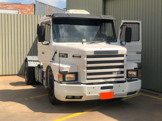 Scania 112h 320cv 4x2 24mil Leia Td O Anuncio