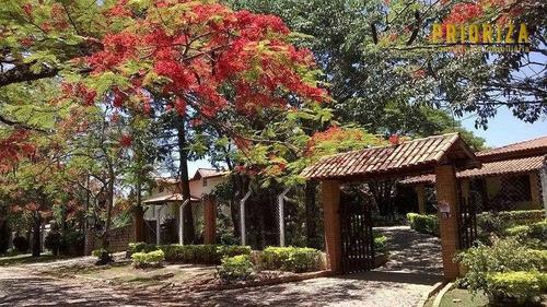 Imagem 1 de 30 de Chácara Com 6 Dormitórios À Venda, 2 M² Por R$ 1.272.000,00 - Condomínio Chácaras Carolina - Itu/sp - Ch0014