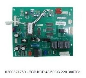 Placa Split Komeco Kop 48.60 Q/f G1.g2 0200321250