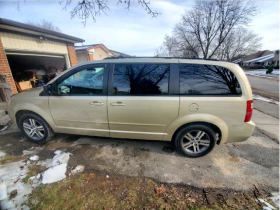 Dodge Grand Caravan Vendo O Cambio No Legalizada