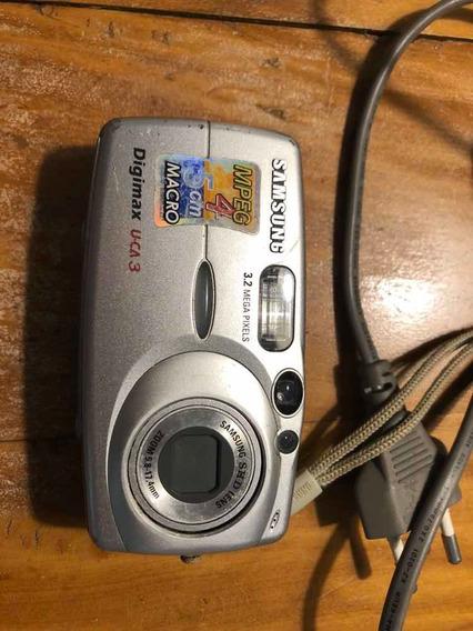Câmera Sansung Para Colecionador
