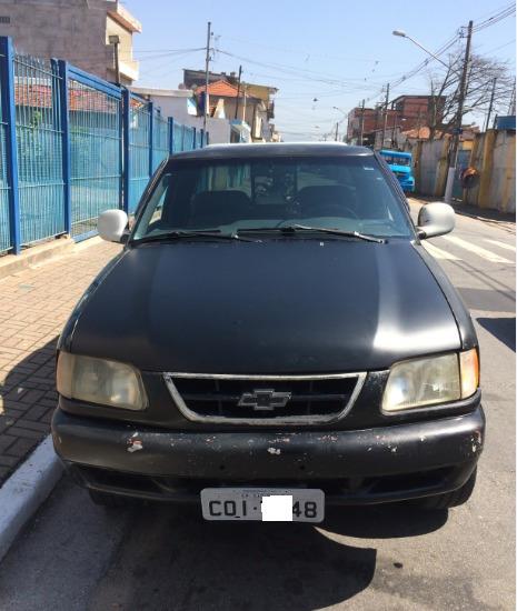 Chevrolet S10 4.3 Dlx Cab. Estendida 2p