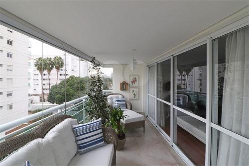 Apartamento Locação  Pinheiros - 353-im534398