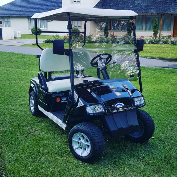Carro De Golf Electric Barcala U$s6.800 Igual A Nuevo