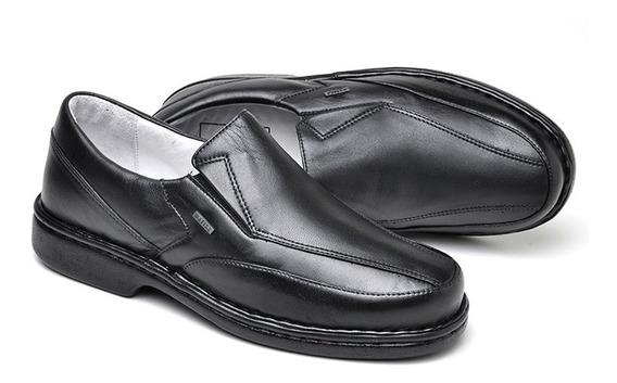 Sapato Social Ortopédico Masculino Indicado Para Garçom 570