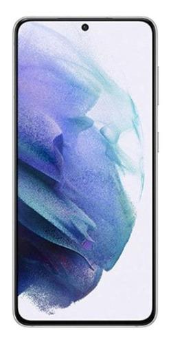 Imagen 1 de 6 de Samsung Galaxy S21 5G Dual SIM 256 GB phantom white 8 GB RAM